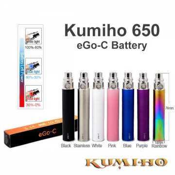 Battery Kumiho eGo-C 650