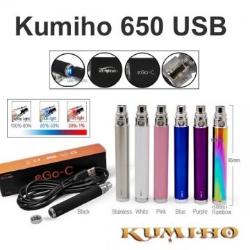Battery Kumiho eGo-C 650 USB