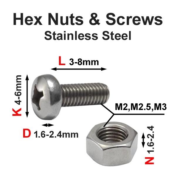 Screws / Nuts