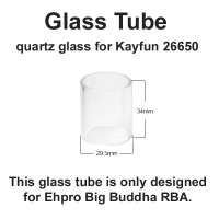 Big Buddha Pyrex Tube