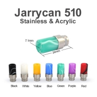 Jarrycan Acrylic & SS