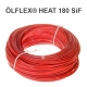 Silicone Cable SiF