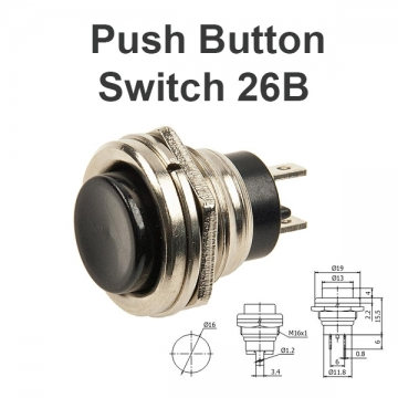 Push Button Switch 26B
