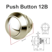 Push Button Switch 12B