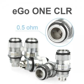 eGo ONE Head CLR/Ti/Ni