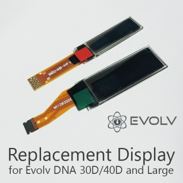 Display DNA Evolv