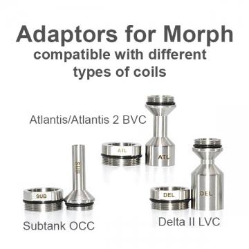 Morph adapters