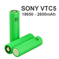 Sony VTC5 2600mAh
