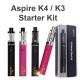 Aspire K4 / K3 Starter Kit
