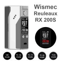 WISMEC RX200S 200W