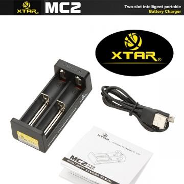 Charger XTAR MC2