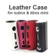 Subox Mini Leather Etui