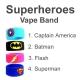 Super Hero Vape Band