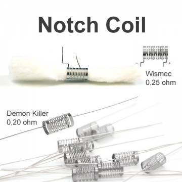 NOTCH coil head