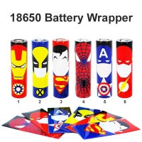 Battery Wrapper 18650