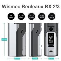 WISMEC RX 2/3