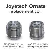 Joyetech Ornate coil