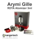 KangerTech Arymi Gille RDTA Atomizer