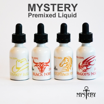 Premixed Liquid Mystery 20/30ml