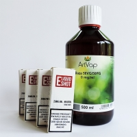 DIY Pack 50/50 - 540ml /1.5mg