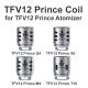 TFV12 Prince coil head