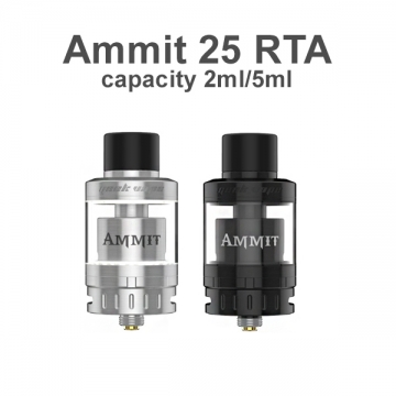 GEEKVAPE Ammit 25 RTA Atomizer