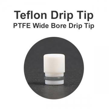 Drip Tip Teflon 510