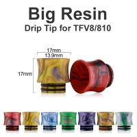 Big Resin Drip Tip TFV8/810