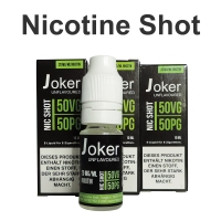 Nicotine Shot 10ml DE TPD