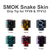 SMOK Snake Skin Driptip TFV8/810