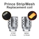 TFV12 Prince Mesh & Strip coil head