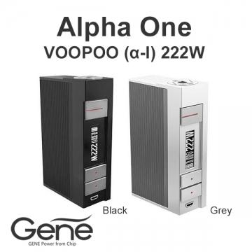 VOOPOO Alpha I 222W Box Mod