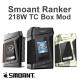 Smoant Ranker 218W Box Mod Black