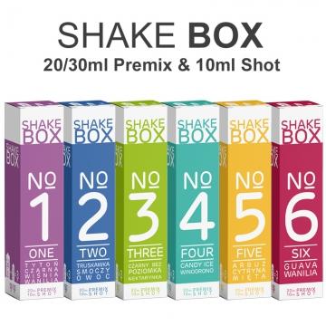 Shake Box 20/30ml + Shot 10ml