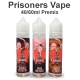 Premixed Liquid Prisoners Vape 40/60ml