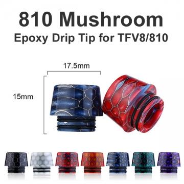 810 Mushroom Driptip TFV8/810