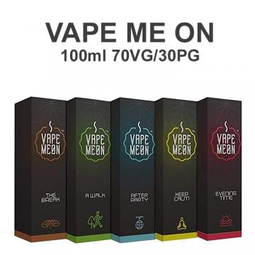 Premixed Liquid Vape MeOn 80/100ml