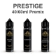 Premixed Liquid Prestige 40/60ml