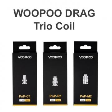 Voopoo Drag Trio Coil Head