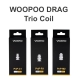 Voopoo Drag Trio Coil Head