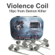 10x Demon Killer Violence Coil