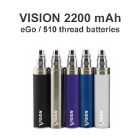 Battery 510/eGo 2200mAh