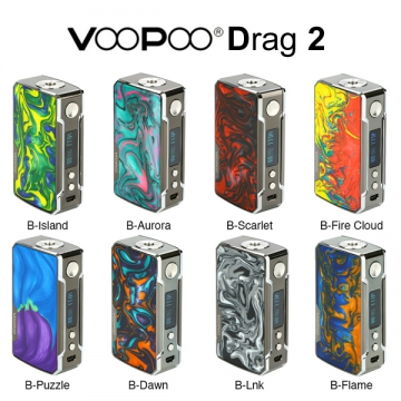 VooPoo Drag 2 Platinum Box Mod
