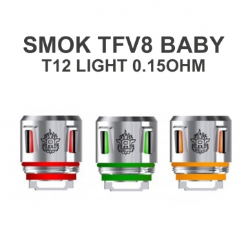 Smok V8 Baby T12 Light Coil