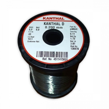 Kanthal D Wire