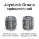 Joyetech Ornate coil