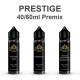 Premixed Liquid Prestige 40/60ml